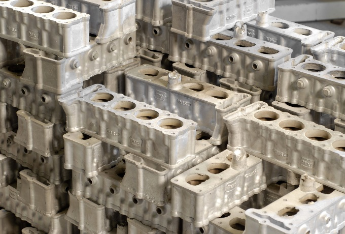 A Casting Magnesium Alloy for Providing Improved Thermal Conductivity