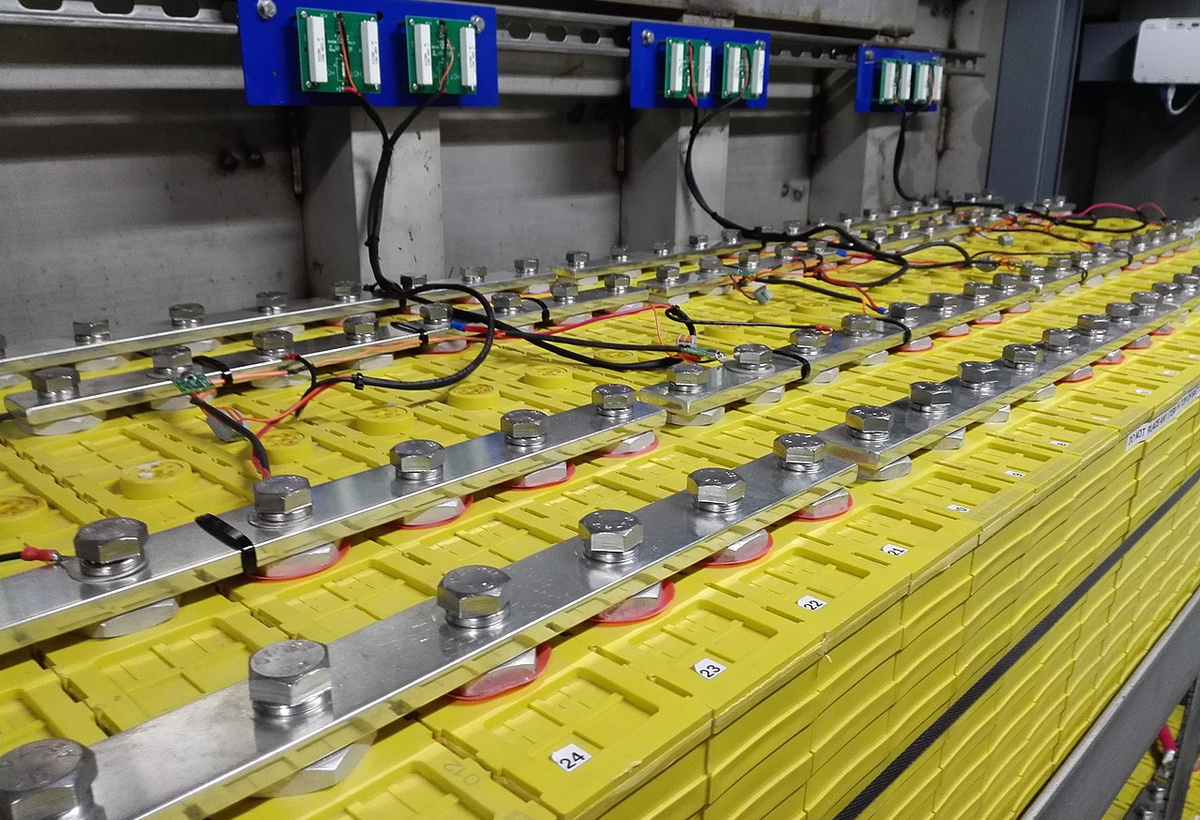 Novel Lithium Iron Phosphate (LFP) Battery Recycling Process