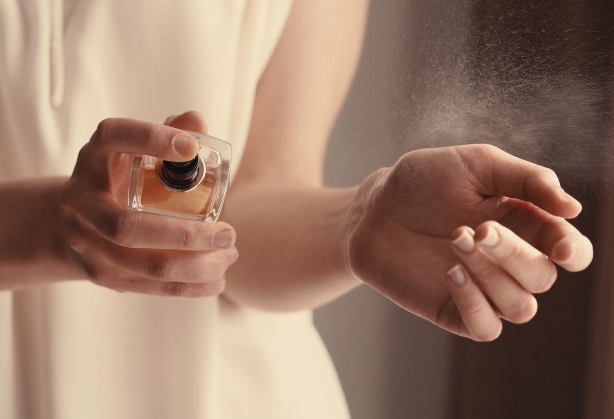 "Scent Despensing ""Remote Smell"" Technology"