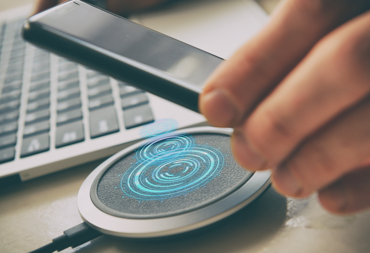 Wireless Charging to Multiple Electronic Devices