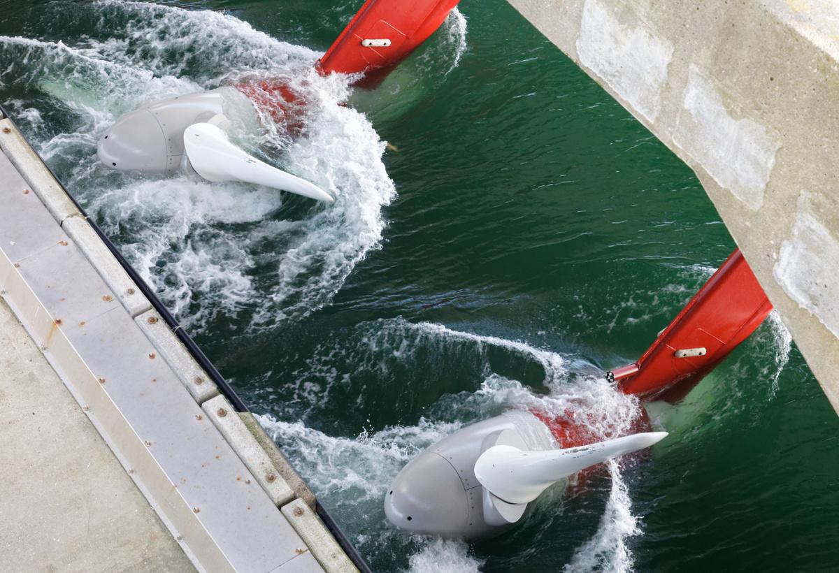 CoRMaT Tidal Energy Converter