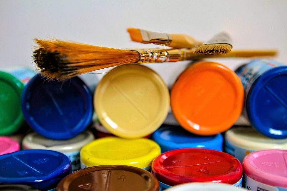 Homogenous Water-Based Paint Composition