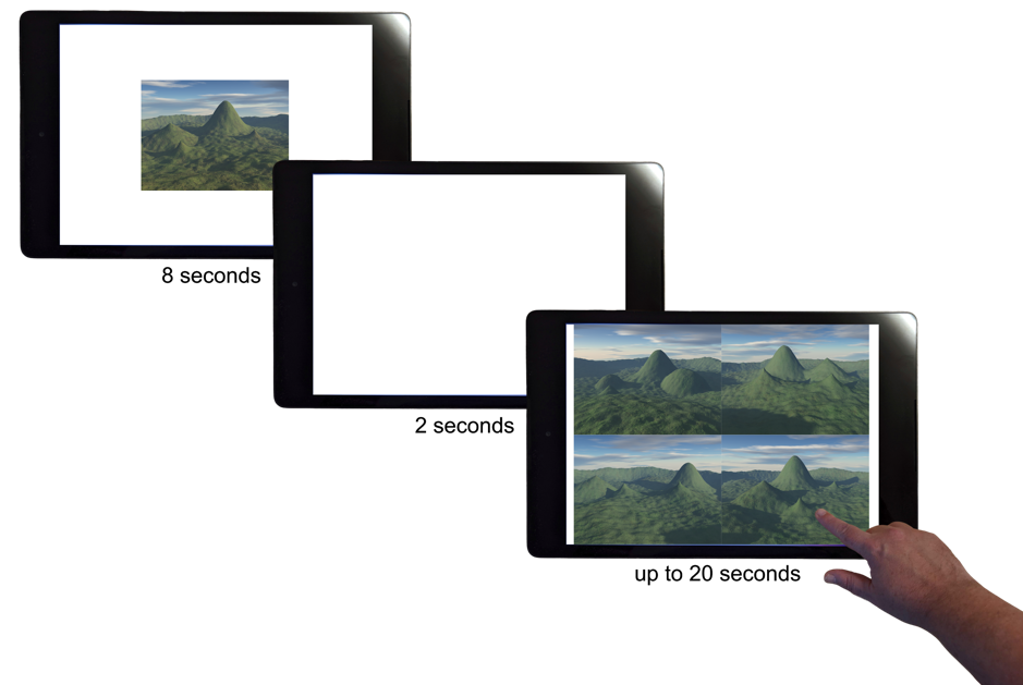 The Four Mountains Test: A Digital Tool for Early Alzheimer's Diagnosis
