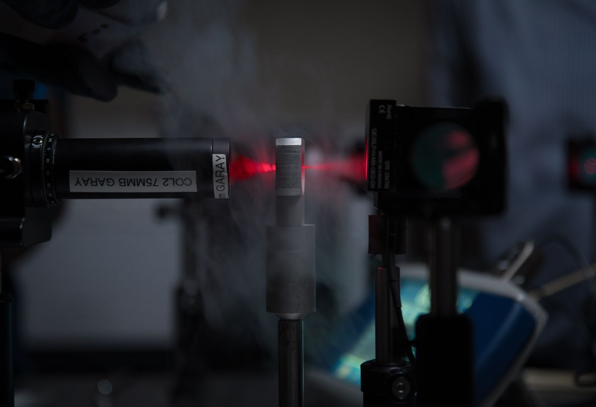 Monolithic Mode-Locked Laser
