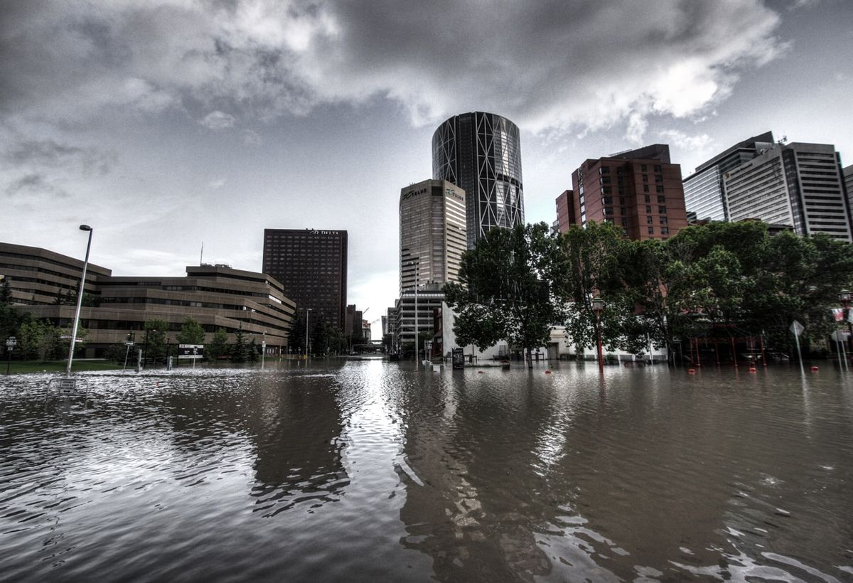 CAFlood: Fast, Accurate, Large Scale Flood Risk Modelling
