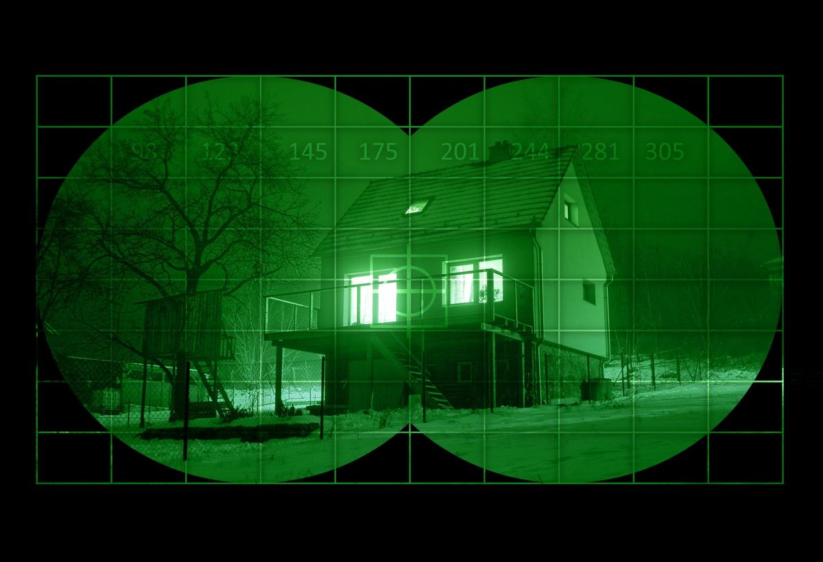 Metalenses for use in Night-Vision Technology