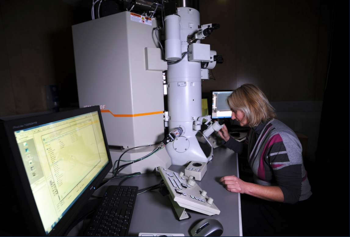 Bespoke Materials Characterisation Using World Class Microscopic and Spectroscopic Instruments